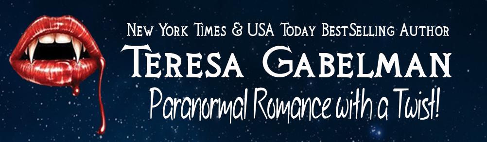 Teresa Gabelman – Paranormal Romance Author